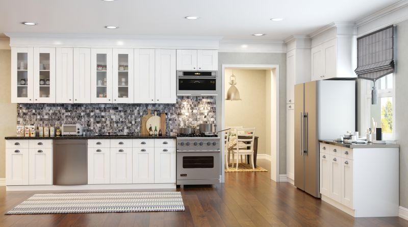Types Of Kitchens For Design Project